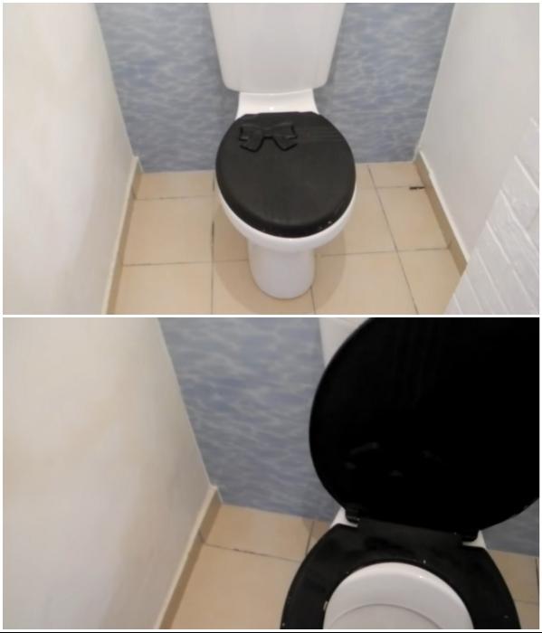 Как при скромном бюджете отремонтировать старый туалет: мастер-класс для дома и дачи,мастер-класс,своими руками