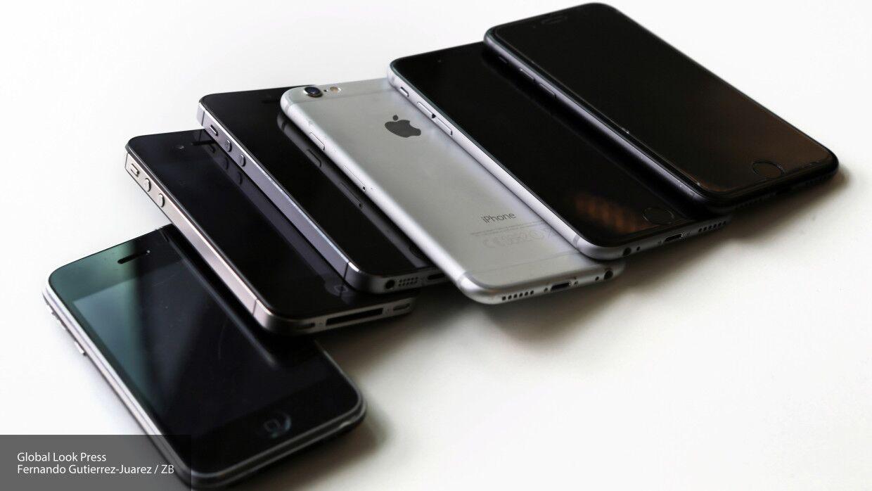 Спрос на смартфоны упал из-за коронавируса