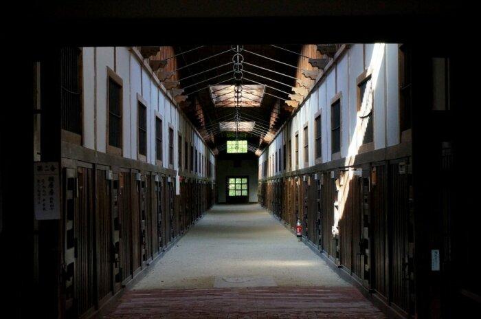 Японские тюрьмы строго режима для мужчин - одни из самых суровых в мире.   Фото: antipriunil.ru.