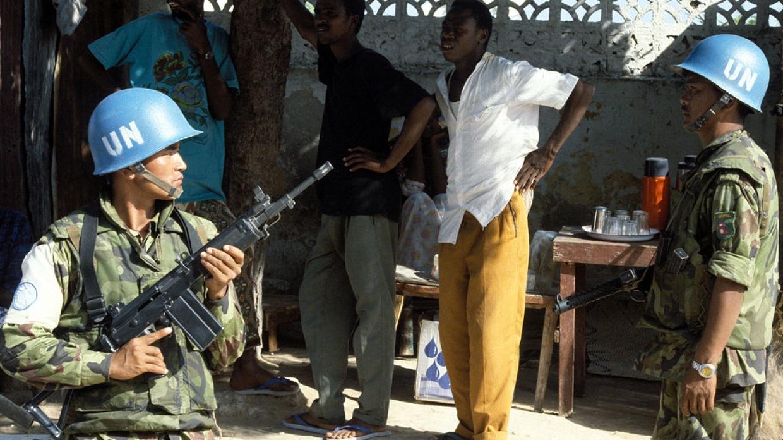 Устроившие в ЦАР смертельное ДТП миротворцы ООН до сих пор не понесли наказания Весь мир