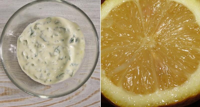 как приготовить соус с лимоном