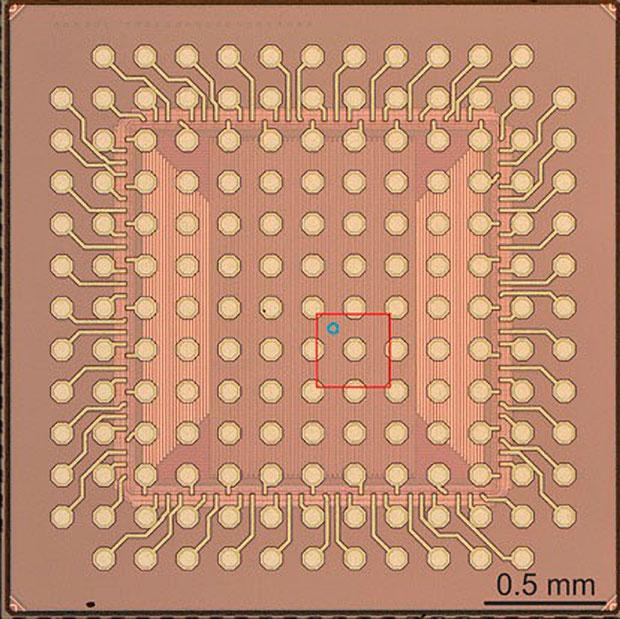 Ученые смогли заглянуть внутрь процессора — зачем это нужно? наука,процессоры