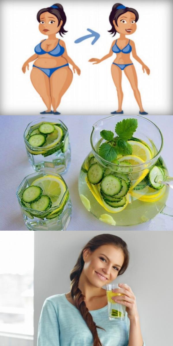 Похудеть быстро с водой