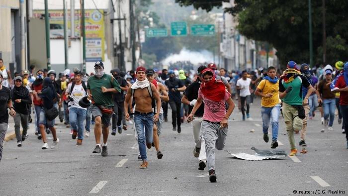 Кризис в Венесуэле, ошибки Уго Чавеса, Мадуро и Вашингтона.