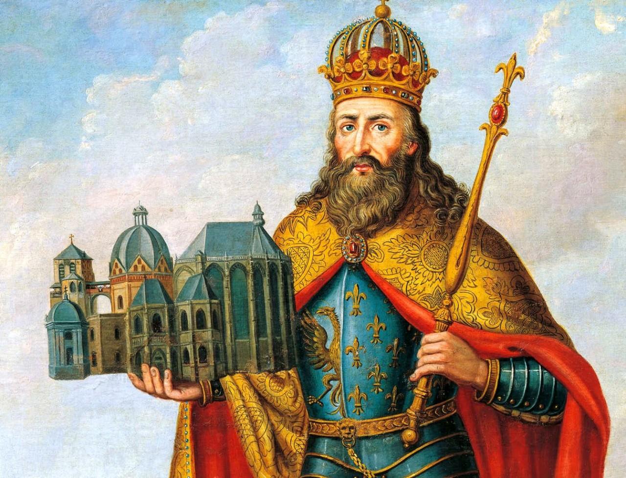 Игорь Гайворонский о династии Каролингов и Карле Великом