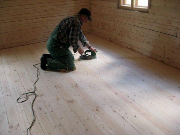 Как правильно укладывать ламинат на деревянный пол советы