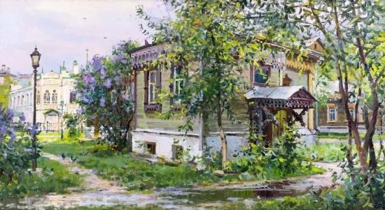 художник Алексей Ефремов картины – 05