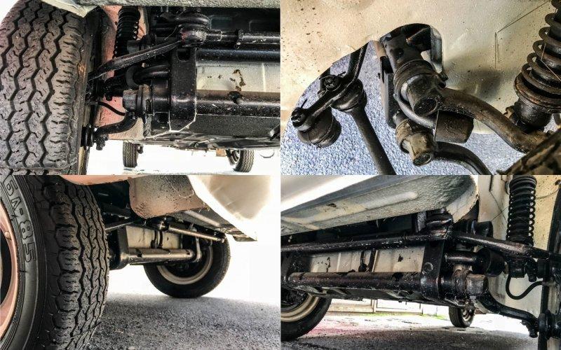 Удивительная сохранность элементов ходовой части ЗАЗ 968, авто, автомобили, заз, запорожец, капсула времени, ретро авто, янгтаймер