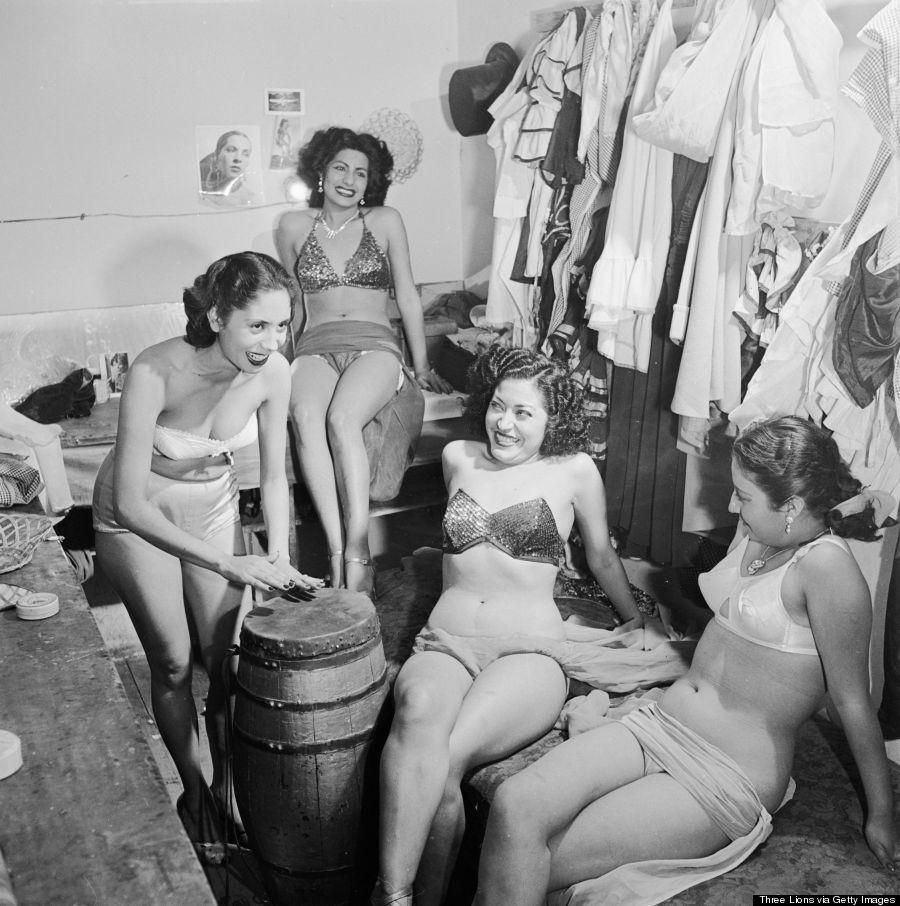 1950 фото шлюх в