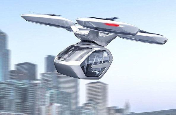 Audi создает летающее такси