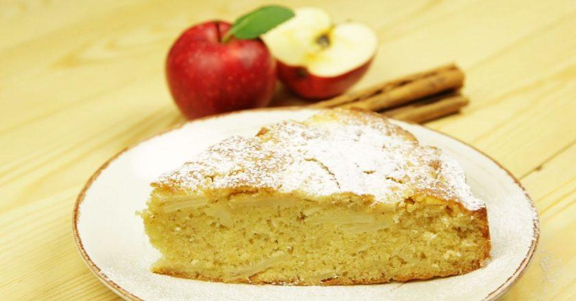 Яблочный пирог по-немецки - Со Вкусом