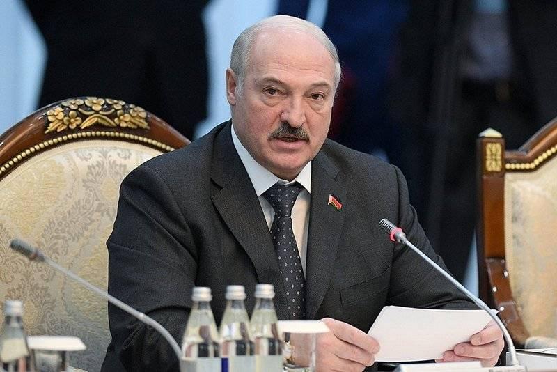 Белорусский президент обратился к сторонникам и оппонентам в России