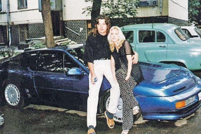 Найдена легенда: спорткар Renault Alpine A610 Turbo певца Жени Белоусова