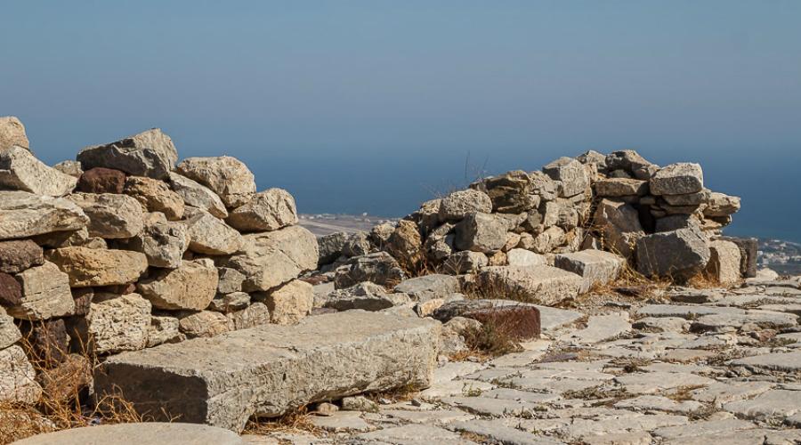Цивилизация, которая правила древним миром, а потом резко исчезла