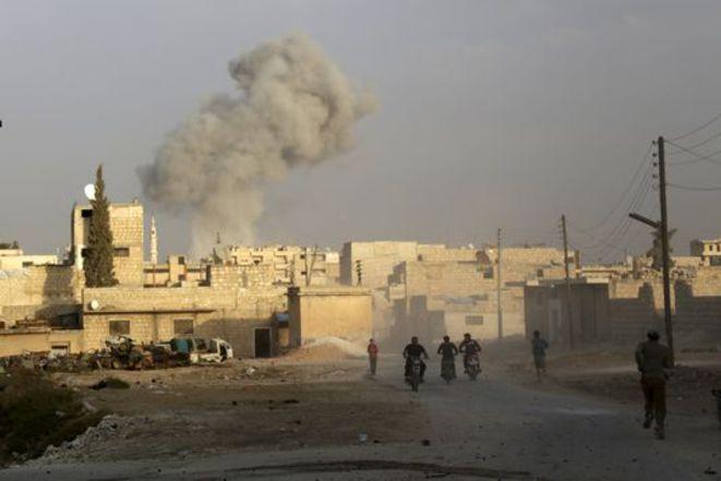 Москва впервые признала гибель россиян в Сирии из-за удара США