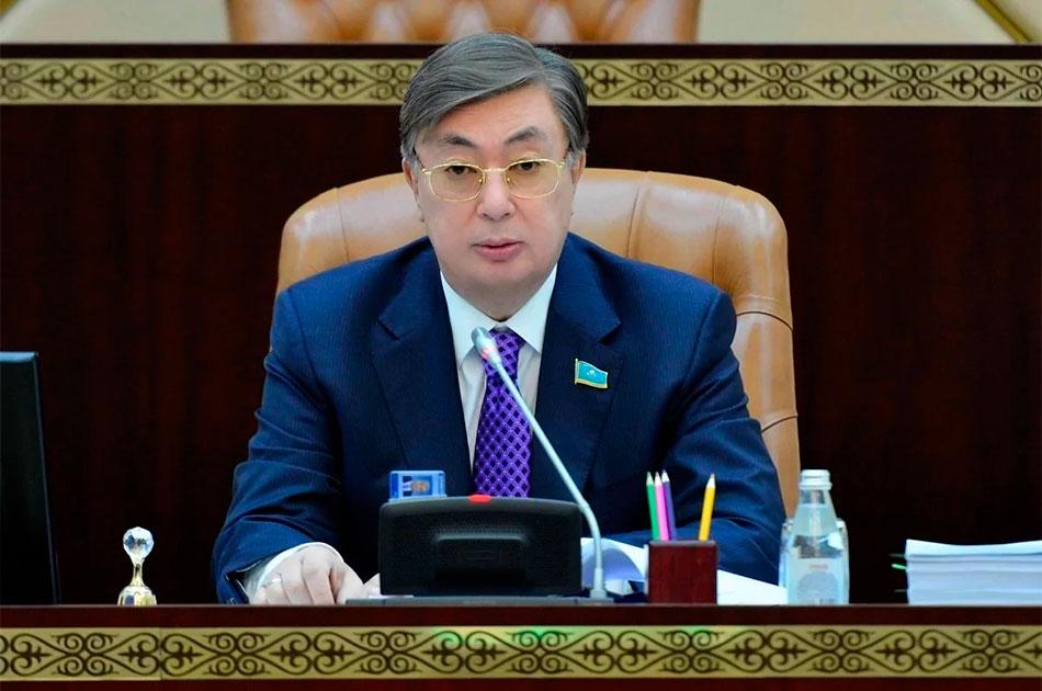 Сюрприз от Назарбаева