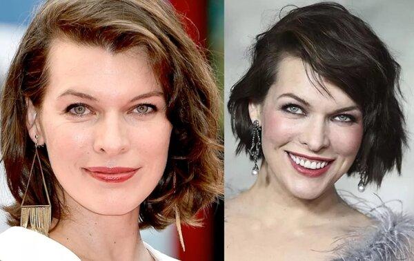 Отличные примеры, как краситься после 40 лет знаменитости,красота,макияж,мода и красота