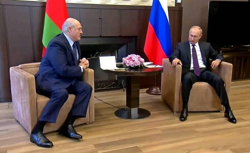 Почему на Западе считают, что Путин проиграл в Беларуси Новости