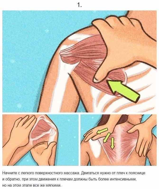Руководство, которое сделает из вас профи в массаже
