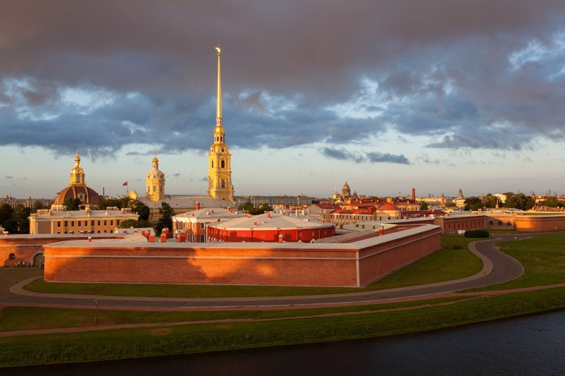 8-Петропавловская крепость Исаакиевский собор, Самые красивые здания СПб, Санкт - Петербург