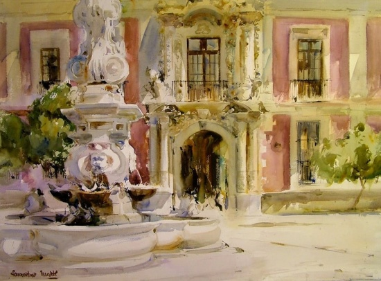 художник Лаурентино Марти (Laurentino Marti) картины – 12