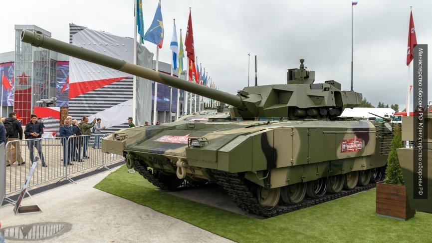 Аналог российского танка «Армата» нашли на Украине