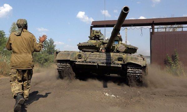 «У ДНР и ЛНР больше оружия, …