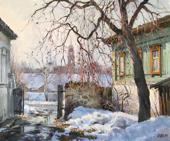 художник Алексей Ефремов картины – 24