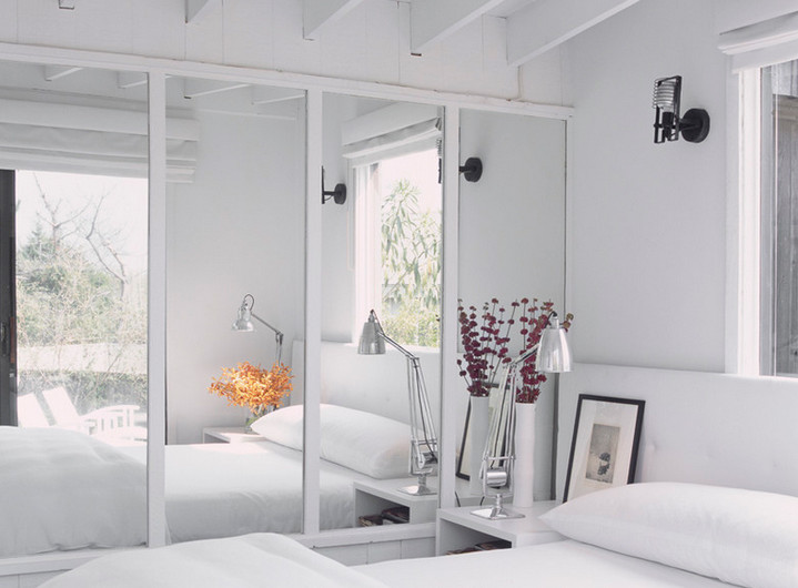 гардеробная спальня 5