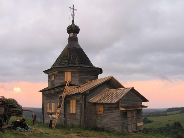 педиатрии детей церкви севера на старых фото гог любил