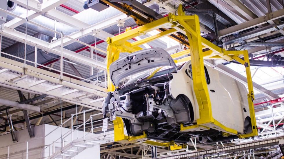 Новые проекты завода Peugeot…