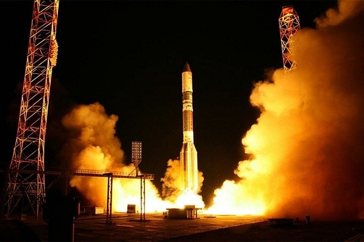 Роскосмос сообщил о скором закрытии проекта «Протон»