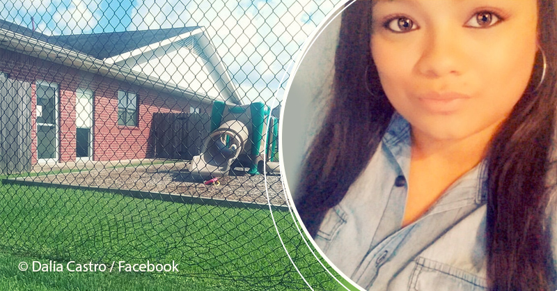 Двухлетний малыш пролез через забор детского сада и оказался на дороге. Его мама поделилась историей с другими родителями