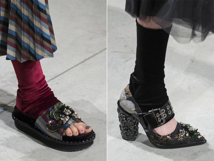 -Петушки- и сандалии с носками: 9 -модных- трендов из СССР, которые почему-то стали популярными во всем мире