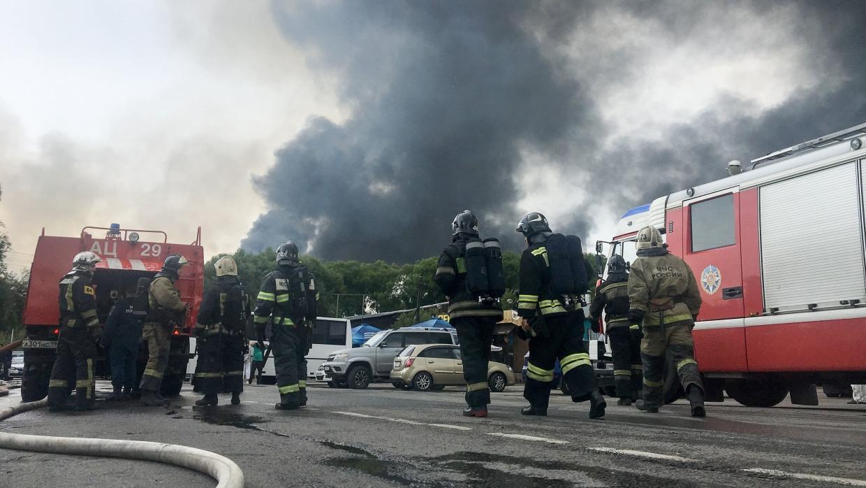 Студент устроил пожар в общежитии из-за ссоры с возлюбленной в Петербурге Происшествия