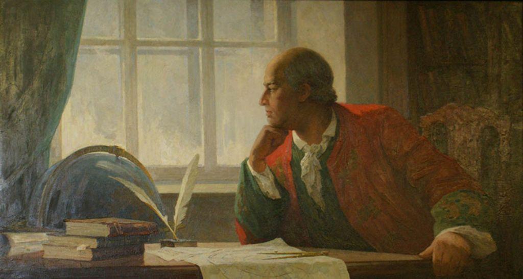 Ломоносов против лживой русской истории