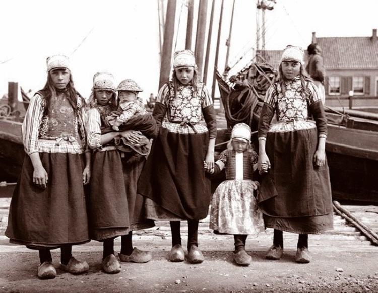 Какой была Европа 100 лет назад