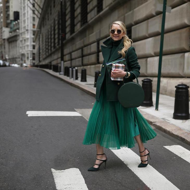 модные юбки 2019 фото 1