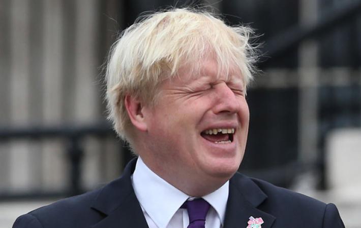 Бориску на царство?! Джонсон и Крым не признает, и Brexit ему не страшен