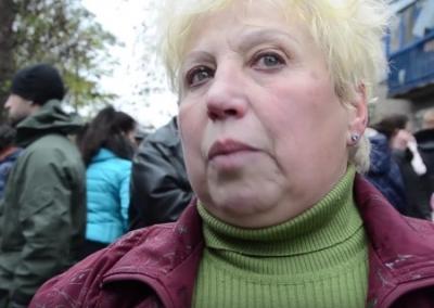 Жительница Зайцево: «Пусть эти твари сгорят в аду!»