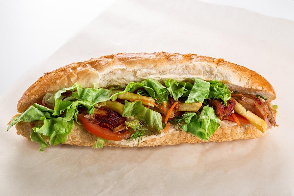 Сэндвич или жизнь