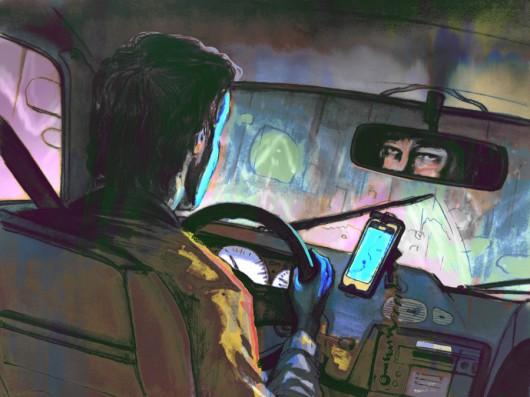7 мифов об использовании телефона за рулем
