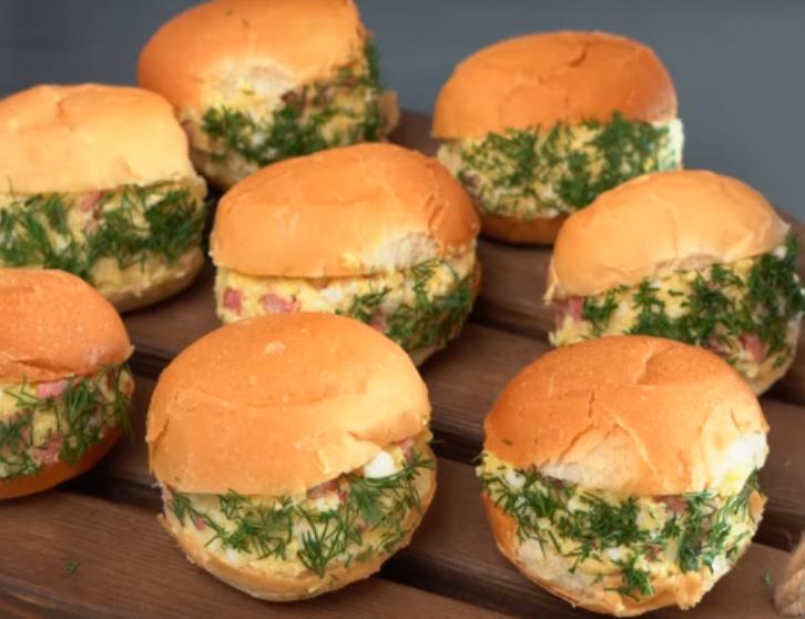 Превосходное блюдо для пикника или на перекус