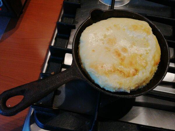 Почему я вернула в обиход чугунные сковородки женские хобби,кулинария,полезные советы,своими руками,умелые руки,Чугунная сковорода