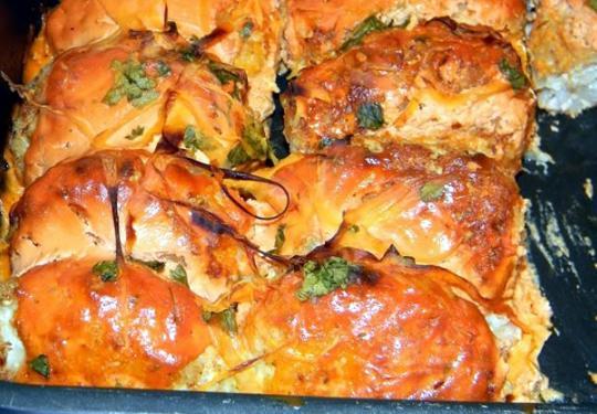 Закарпатский рецепт — это вкуснее, чем просто голубцы! рецепты