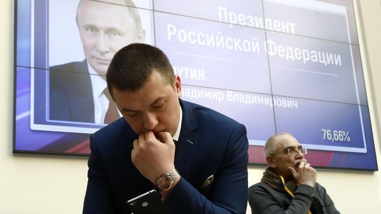 Аналитик CNBC: Путин и Росси…