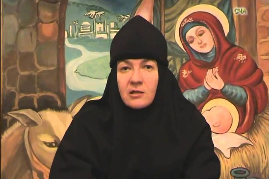 Монахиня Крыгина расскажет школьникам о сексе