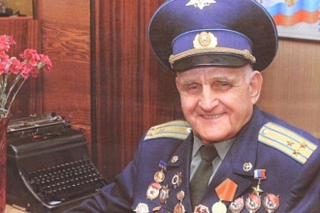 Ушел из жизни однорукий летчик-герой ВОВ Иван Леонов