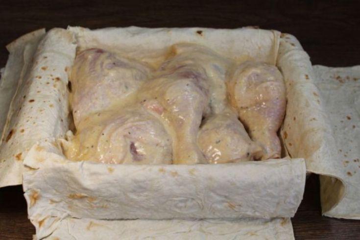 Теперь буду готовить курицу только так! блюда из курицы,кулинария,рукоделие,своими руками