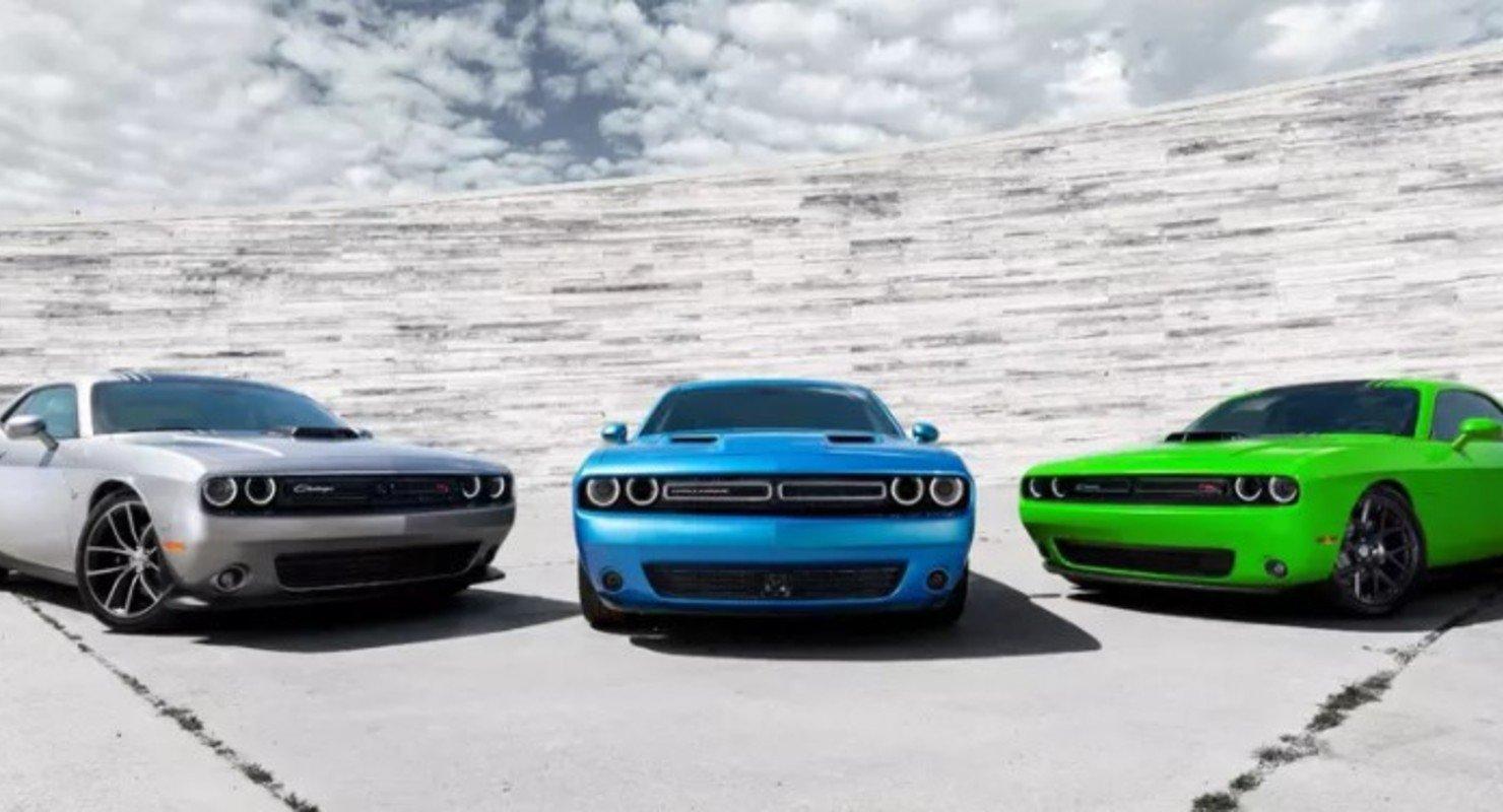 Dodge выпустит электрический маслкар Автомобили
